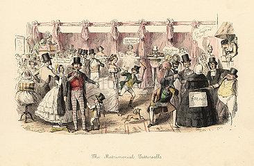 The Matrimonial Tattersalls  1847.