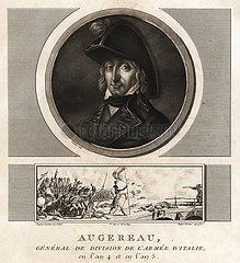 Augereau  General de Division de l'Armee d'Italie  1757-1816.