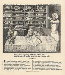 Scotch Politics: To be read backward  like a Witch's Prayer.