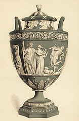 The Borghese Vase or the Campana Vase.