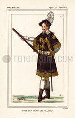 Chief Herald of Arms  Napoleonic era.