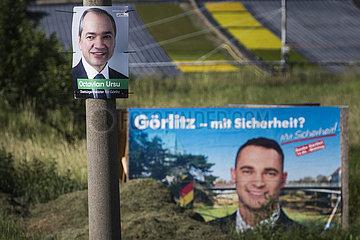 Oberbuergermeisterwahl in Goerlitz