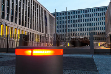 BND BND Neubau Spionage Information