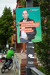 FEA Europawahlen Kleinpartei Varoufakis