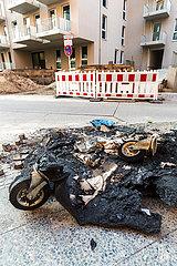 RIGAER STRASSE Rigaer Strasse Gentrifizierung