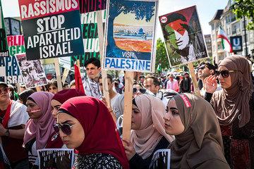 AL KUDS Al Kuds Israel Palästina