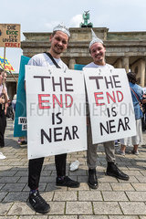 FRIDAYSFORFUTURE Klima Protest FridaysForFuture