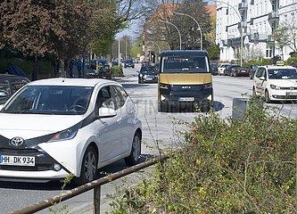 Moia-Fahrzeug  Taxi 20190415ad518