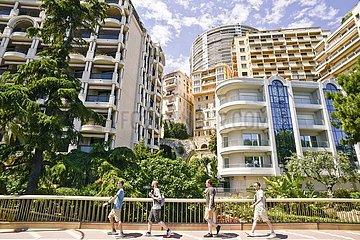 Monaco  Touristen 20190530tf878