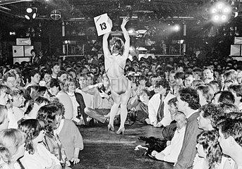 Miss Germany Vorentscheidung 19860110ad001