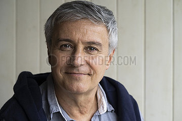 Portrait of mature man