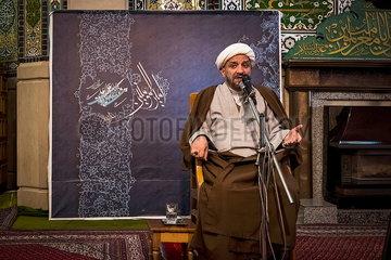 Iran Imam predigt in Moschee JOKER190117421265.jpg