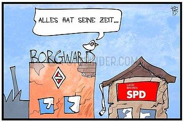 Der Niedergang der Bremer SPD Der Niedergang der Bremer SPD