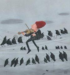 Violinen-Solo Violinen-Solo