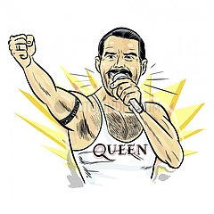Freddie Mercury Freddie Mercury