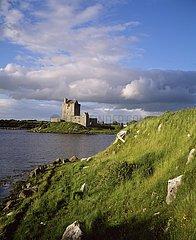 Dunguire Castle  Kinvara  Co Galway  Ireland