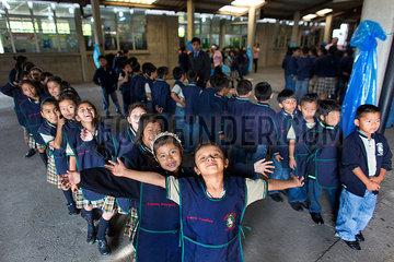 primary school pupils in guatamala