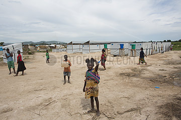 Displaced christians have taken refuge in Mpoko airport  CAR