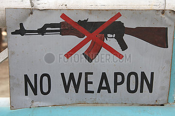 Afghanistan-gun