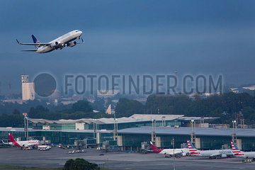 La Aurora Airport  Guatamala
