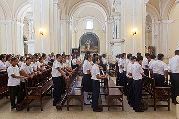 church in nicaragua