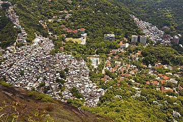 American School of Rio de Janeiro Favela da Rocinha