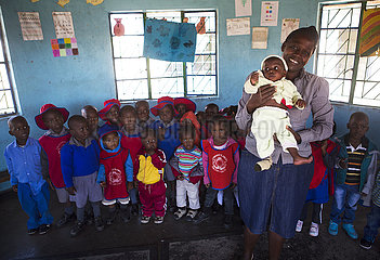 nursery in Zimbabwe