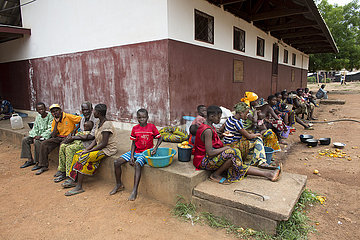 emergency health care in CAR