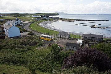 cathlin island  northern Ireland