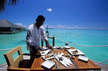 MALDIVES - Mal? Atoll MALDIVES - Malé Atoll