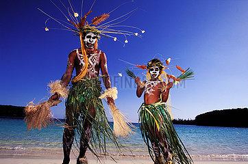 NEW CALEDONIA Pine Island