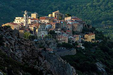 FRANCE - CORSICA - MONTEMAGGIORE
