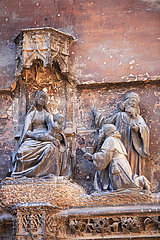 France  Haute Garonne  Toulouse  Eglise Saint Nicolas
