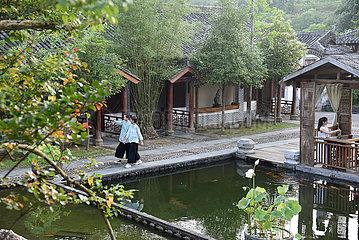 CHINA-JIANGXI-WUYUAN-B&B HOTEL (CN)