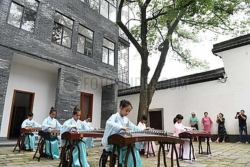 CHINA-ZHEJIANG-DEQING-QIANYUAN TOWN (CN)