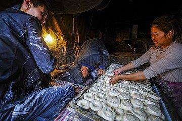 CHINA-XINJIANG-KASHGAR ANCIENT CITY-TOURISM (CN)