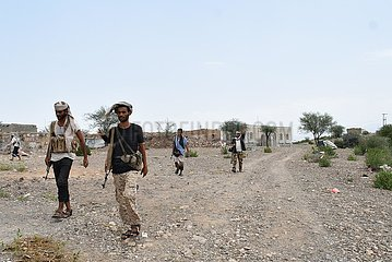 YEMEN-DHALEA-PRO-GOVERNMENT ARMY-HOUTHI REBELS