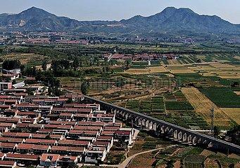 CHINA-HENAN-LINZHOU-HONGQI CANAL (CN)
