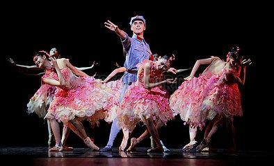 #CHINA-HEBEI-SHIJIAZHUANG-BALLET PERFORMANCE (CN)