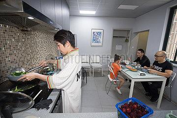 CHINA-ZHEJIANG-LINHAI-VOLUNTEER ACTIVITY (CN)