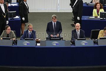 FRANCE-STRASBOURG-EUROPEAN PARLIAMENT-PRESIDENT-ELECTION (??)()????????????