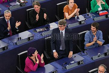 FRANCE-STRASBOURG-EUROPEAN PARLIAMENT-PRESIDENT-ELECTION (??)()????????????????