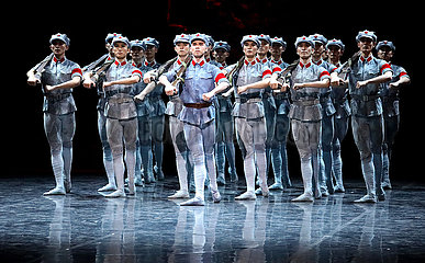 #CHINA-HEBEI-SHIJIAZHUANG-BALLET PERFORMANCE (CN)