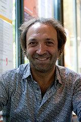 Emile Bravo  franzoesischer Comiczeichner