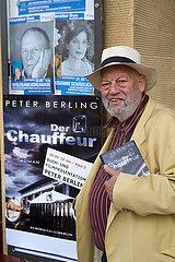 Peter Berling  deutscher Autor  Schauspieler und Produzent