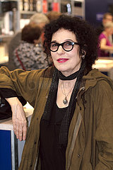 Ulla Unseld-Berkewicz  deutsche Autorin und Verlegerin