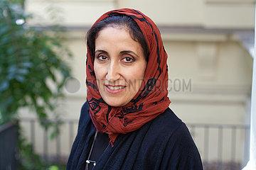 Khulood Al Mualla  Autorin aus den Vereinigten Abrabischen Emiraten