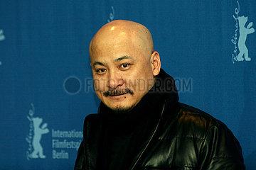 Der chinesische Regisseur Wang Quan'an