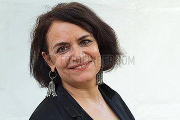 Chafiq Chala  iranische Autorin