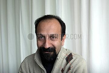 Asghar Farhadi  iranischer Regisseur auf der Berlinale 2011